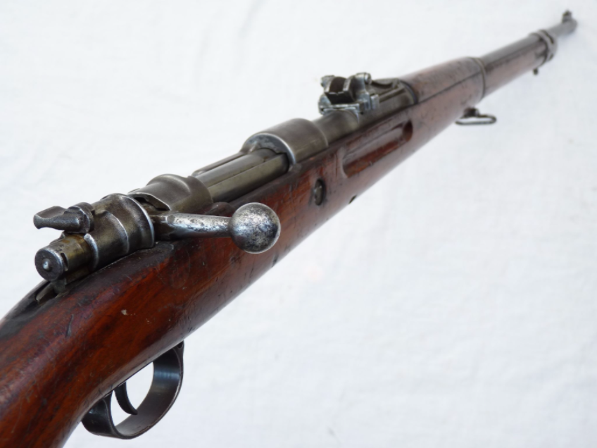 dating mauser 98 Prewar commercial by the middle of the first decade of the 20th century, mauser had stopped all their initial foolishness and settled down to a stable design, known today as the prewar commercial.